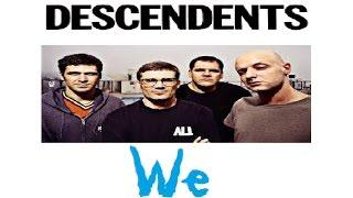 Descendents - We | Lyrics