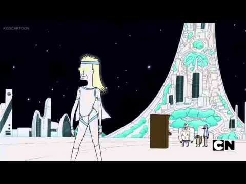 Regular Show had a few hidden gems when it came to music, this one was the last of them (Gary's Synthesizer)