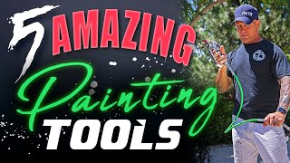 5 Painting Gadgets