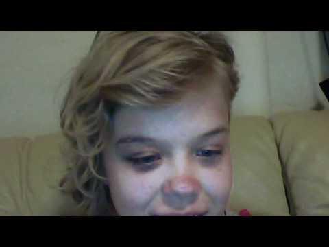Videoklippet som hör till madde Znygginarna inspelat med webbkamera den  8 juni 2012 13:25 (PDT)