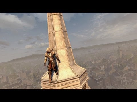 This Is The Official Launch Trailer For Assassin's Creed III
