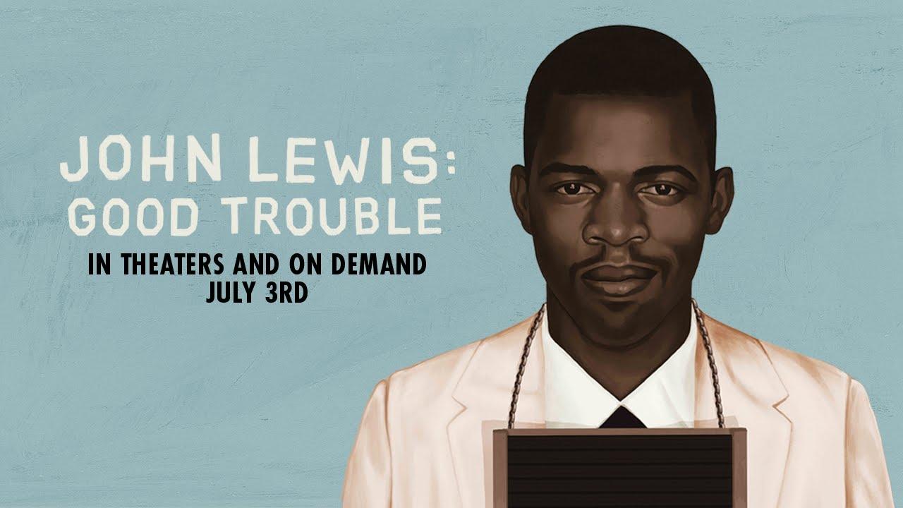 Trailer för John Lewis: Good Trouble