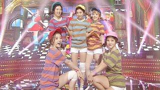 《CUTE》 레드벨벳(Red Velvet) - Dumb Dumb(덤덤) @인기가요 Inkigayo 20150927