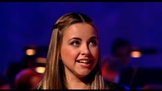 "Charlotte Church: ""Can't Help Loving Dat Man"" (2001). Live, HD, lyrics, subtitles."