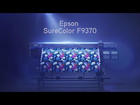 Epson SureColor F9370 Dye-sublimation Inkjet Printer | Large