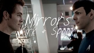 Mirrors | Kirk & Spock