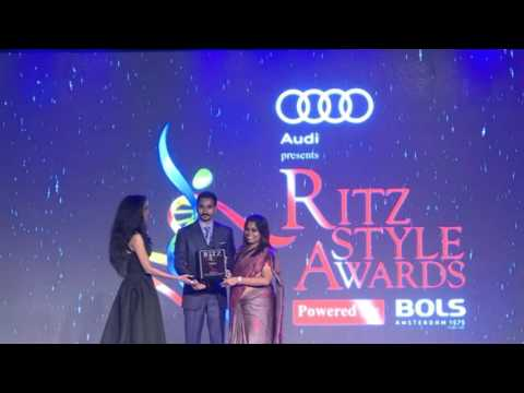 Gopalakrishna Shetty - Audi RITZ Style Awards 2016