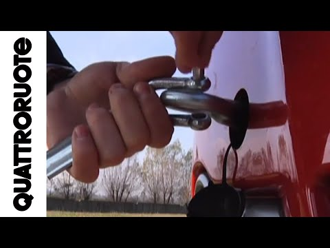 Il traino: come rimorchiare un'auto