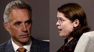 Jordan Peterson Destroys British Feminist