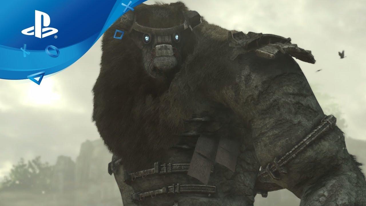 Shadow of the Colossus findet seinen Weg auf PlayStation 4
