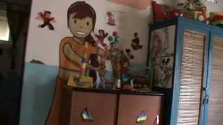 preview picture of video 'Mauritius Hotel Veranda Grand Baie Grand Baie Nordwesten Mauritius Kinderclub Spielplatz'