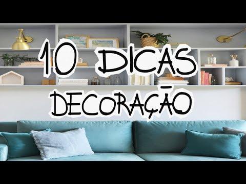 10 idéias de decoração