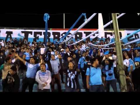 """""""24 Enero 2015 Tampico-Madero,Mexico """"El Dia Que Nacio De Nuevo La Esperanza"""""""" Barra: La Terrorizer • Club: Tampico Madero"""