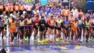 2016 Boston Marathon: John Hancock Elite Team Announced