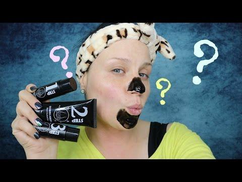 Als die Poren auf der Person beim Make-Up zu verbergen