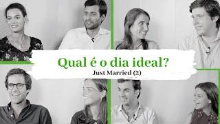 ¿Cuál es el día ideal para la boda?