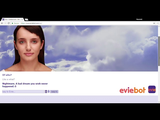 let s talk to eviebot w let s talk dvd 03 mp3 downloads