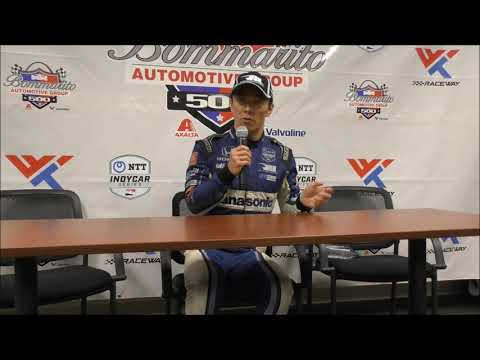 2019 IndyCar Gateway Post-Race Press Conference