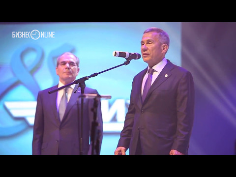 Минниханов поздравил КНИТУ-КАИ с 85-летним юбилеем