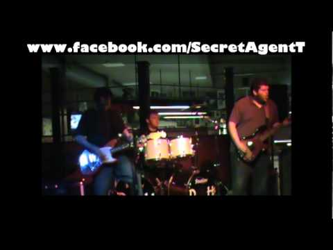 Secret Agent T - The Trench (Live at The Triple 5-20-11)