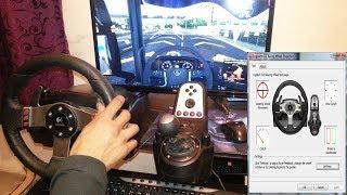 تحميل اغاني طريقة ضبط إعدادات دركسون G 27 على لعبة محاكي الشاحنة Euro Truck Simulator 2 MP3