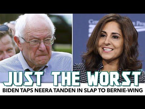 Biden Taps Neera Tanden In Slap To Bernie-Wing & Working Class