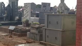 Cemitérios ficarão fechados no dia de Finados em Patos de Minas