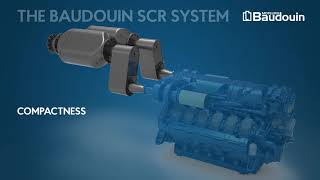 Moteurs Baudouin IMO III compliant M26.3 SCR Product Video
