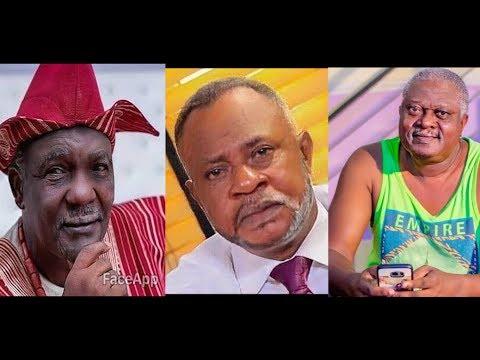 Shocking! See How Odunlade Adekola, Femi Adebayo, Yomi Fabiyi Will Look Like in Their Old Age