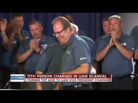 Feds charge #11 in United Auto Workers in ongoing corruption case