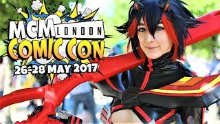 I'm in this cool cosplay video from MCM Can you spot me Or anyone else you know 3