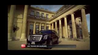 preview picture of video 'Essai du Cadillac Escalade ESV 2015'