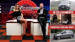 Professione Motori 26 maggio 2021 – ITW Francesco Fontana Giusti Renault