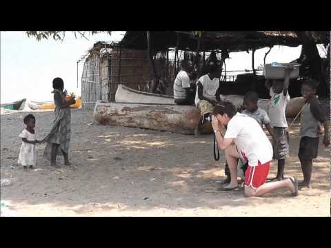 Australia0811 Travels - Journey Through Africa - Chembe Village, Cape Maclear, Malawi