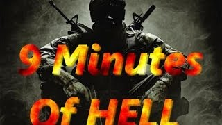 Black Ops 2 - Putting myself through 9 minutes of hell
