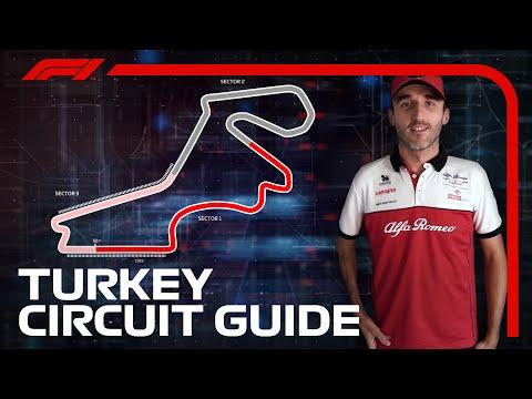 ロバート・クビサがF1 トルコGPで走るサーキットのコースを紹介動画