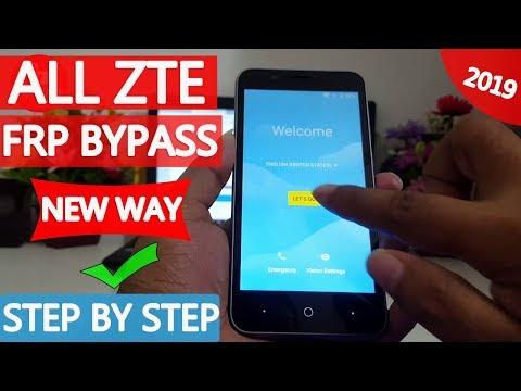 ZTE Z835 FRP bypass | ZTE Z835, Z971, Z981, Z982 FRP bypass ANDROID