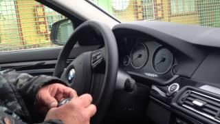 Батя и пятёрка BMW