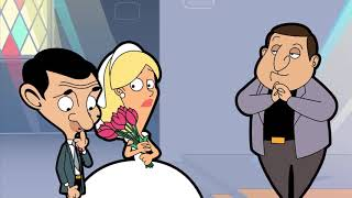 Weddings with Bean | Funny Episodes | Mr Bean Cartoon World