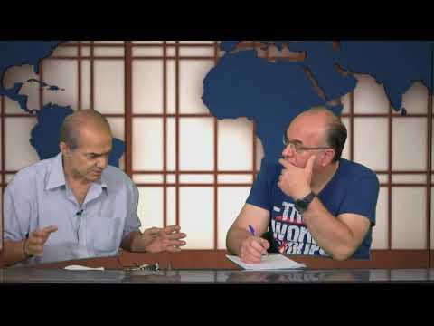 Συνέντευξη Τάσου Κωστόπουλου, συντονιστής  Ν.Ε. ΣΥΡΙΖΑ Ημαθίας