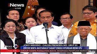 Jokowi Bertemu Pimpinan Parpol Pendukung - iNews Sore 18/04