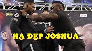 Dillian Whyte Tin Jarrel Miller SẼ ĐẬP NÁT Anthony Joshua Trong Trận Boxing Hạng Nặng 2019