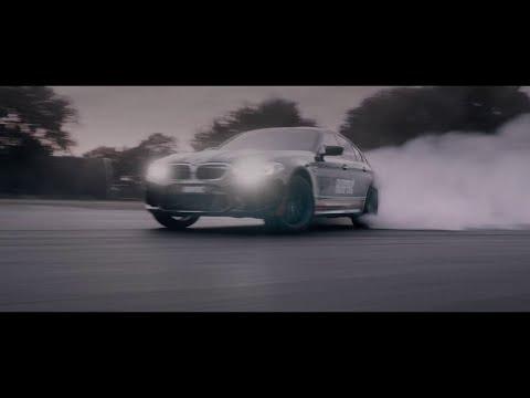 Akrapovič Titanium Exhaust: BMW M5 (F90)
