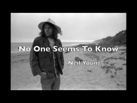 No One Seems To Know - Neil Young | Cover