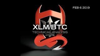 Stellar Technical Analysis (XLM/BTC) :  Lone Ranger...   [02.06.2019]