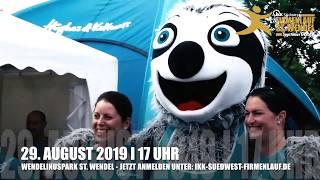 TRAILER ZUM 2. IKK SÜDWEST FIRMENLAUF ST. WENDEL