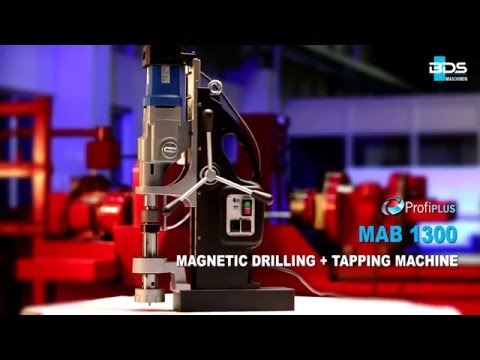 Strongest Magnetic Drilling Tapping Machine