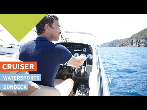 Quicksilver 805 Cruiser video
