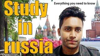 Study in russia | রাশিয়াতে উচ্চশিক্ষা | Durjay Sarkar