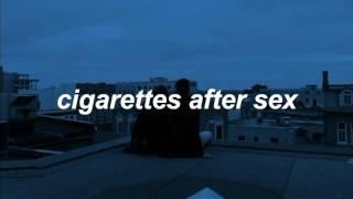 Cigarettes After Sex   Opera House (Español)